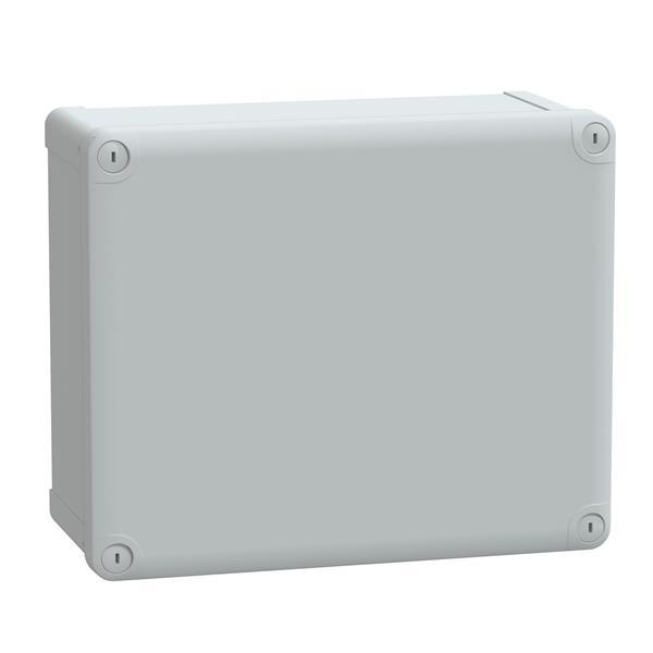 SAREL - boite couvercle haut 291x241x128 ABS