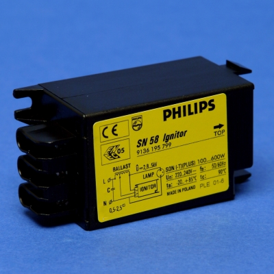 PHILIPS - Amorceur son/mhn/pia 220-240