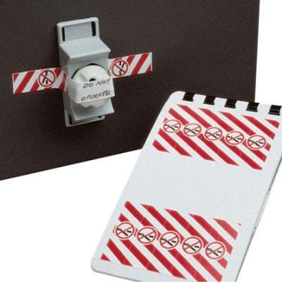 PANDUIT - CIRCUIT BREAKER WARNING STRIP 13.75MM X 123MM