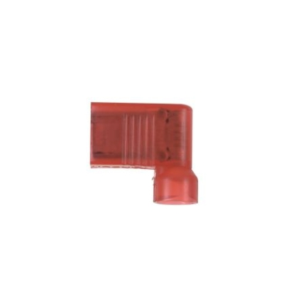 PANDUIT - F Disconnect, right angle, nylon fully insulated, funnel entry, 22 18 AWG