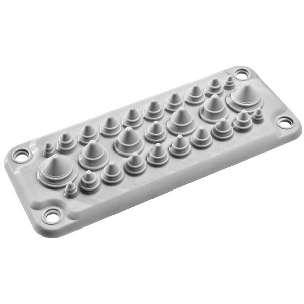 SAREL - membrane type FL21 passe câble T25