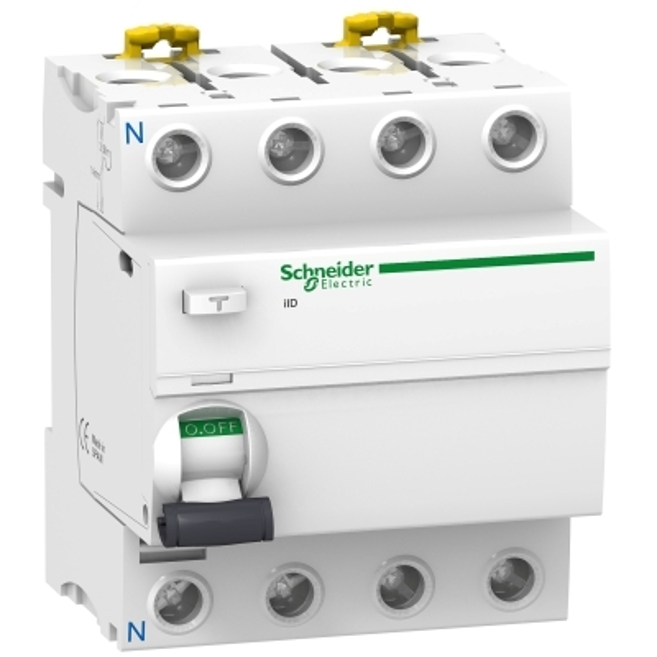 MERLIN GERIN - Interrupteur différentiel iID 4P 100A 300mA A-type