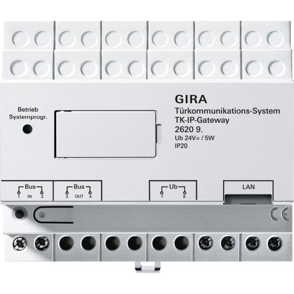 GIRA - TKS-IP-Gateway 10 licences communication de porte