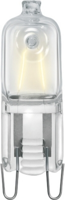 PHILIPS - Halogen MV Click 18W G9 2800K 204lm CRI100 Clear hoogvolt halogeen