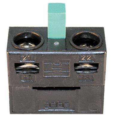 FAAC - FAAC M 1 T / NO Bijkomend schakelelement voor sleutelcontact KEY 1/2