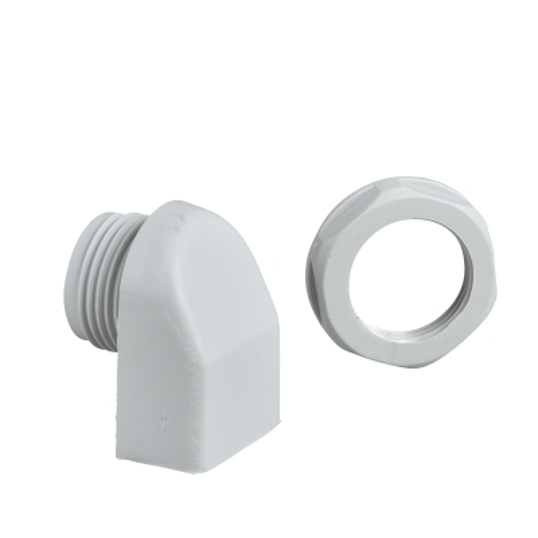 SAREL - ouïes aération plastique découpe d19mm