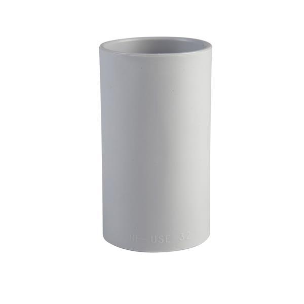 SAREL - TUBE Mureva - manchon de conduit - gris - Ø32mm