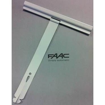 FAAC - Ophangveer voor bevestiging van een rolluik aan een achtkantige as