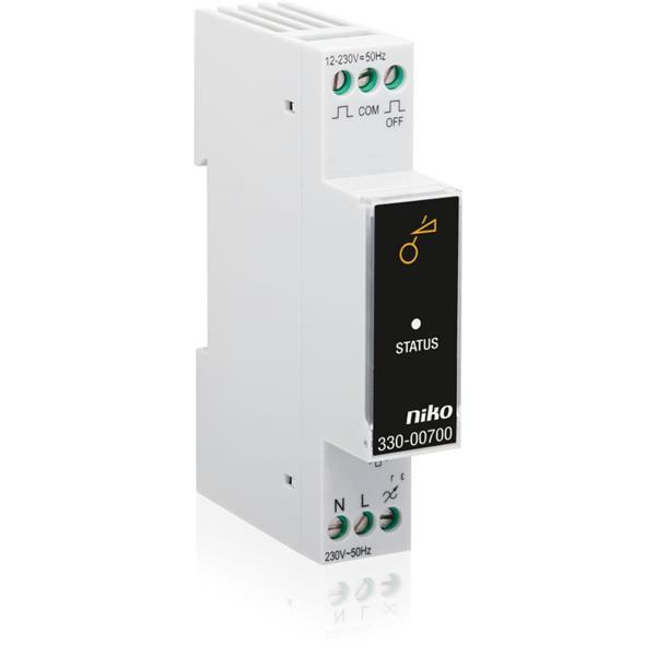 NIKO - Universele modulaire dimmer 350W