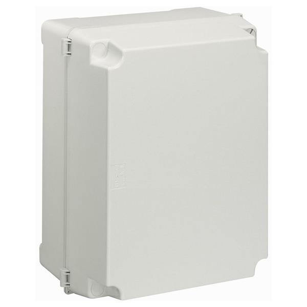 LEGRAND - Boîtier ind.plast. 359x265x154 Couvercle opaque - IP55 - IK08