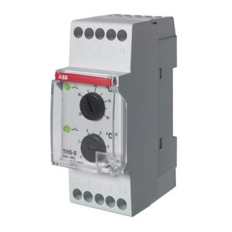 ABB - Modulair thermostaat, THS serie, -20...+40 °C