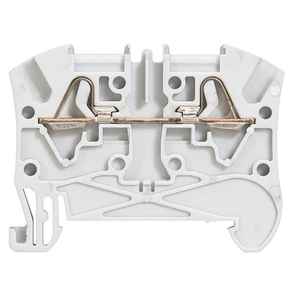 LEGRAND - Veerklem standaard 2 geleiders - 1 ingang/1 uitgang - spoed 5mm - Viking 3
