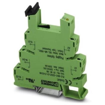 Phoenix Contact - Socle pour relais, PLC-BPT- 24DC/ 1IC/ACT