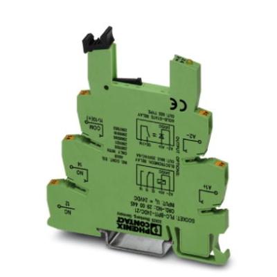 Phoenix Contact - Socle pour relais, PLC-BPT- 24DC/21