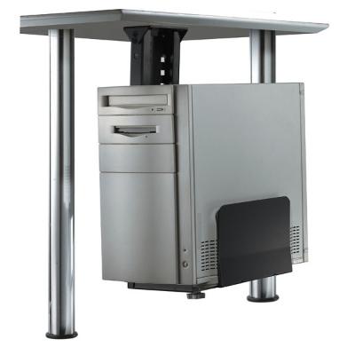 NewStar - CPU PC support de bureau - B 13-23cm / H 39-54cm - fixe - noir
