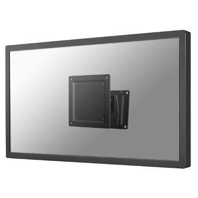 NewStar - Support mural écran plat - inclinable/pivotable - D8cm - 10-30inch - noir