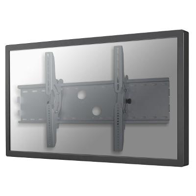 NewStar - Support mural écran plat - tilt 30° - 37-85inch - 100kg - argent
