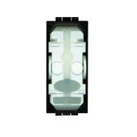 BTICINO - LivingLight - Interrupteur 2 directions 16AX 250V 1 mod. bornes auto s. touche