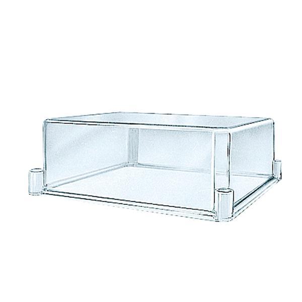 SAREL - Transparant polycarbonaat deksel 54x72x9,5cm