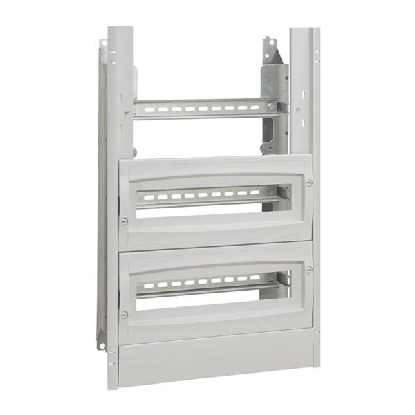 LEGRAND - Raam met isolerende afdekplaat kast 4x21 modules - 700x500x250mm