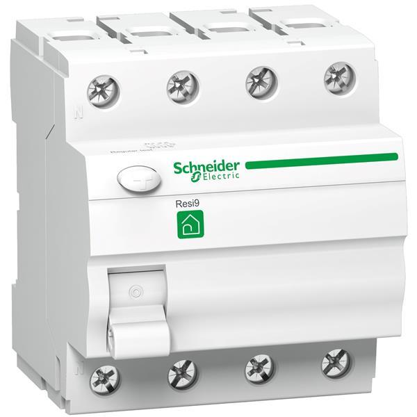 Gardy - RESI9 ID interrupteur différentiel 4P 40A 300 mA S A