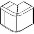 REHAU - SIGNO PROFILA Buitenhoek 55 x 100 RAL9010