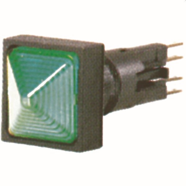 MOELLER - VOYANT CONIQ LAMPE VERT 18X18