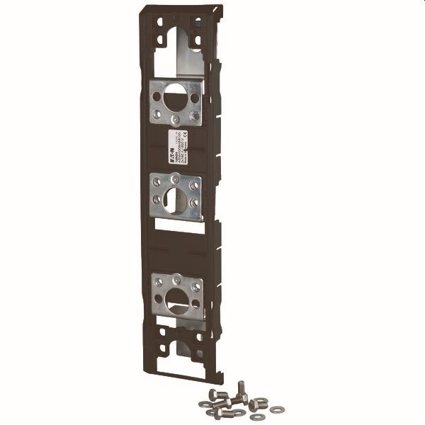 MOELLER - Adapter voor 2x NH00-SV-stroken 100 naar 185 rails