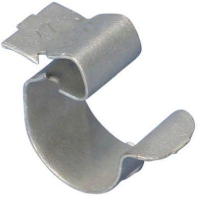 ERICO - Attache serre-câbles SC, 8 12 mm (0,31'' 0,47'') Rebord, 15 18 mm (0,591'' 0,709