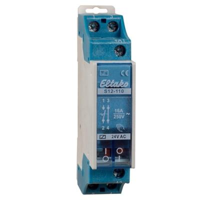 SERELEC - 1 stuk S12-110-24V AC van ELTAKO.