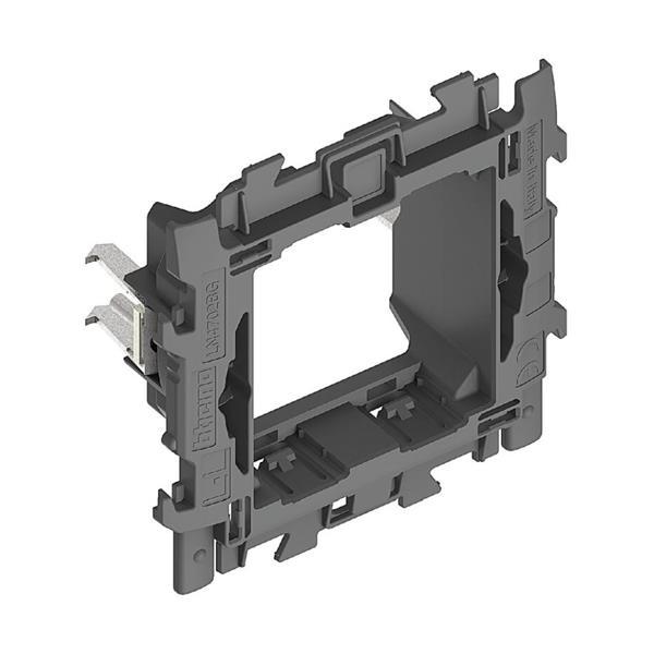 BTICINO - LL-houder met spanklauwen hartafstand 57-71mm