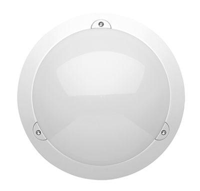 TECHNOLUX - Voila Led applique/plafonnier 10x1,5W 3800K 1500lm + driver opal/blanc IP55