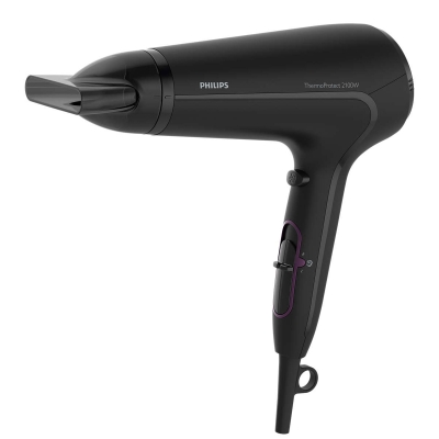 PHILIPS - Haardroger DryCare Advanced - 2100W - zwart