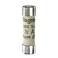LEGRAND - Cilindrisch smeltpatroon gG 8,5x31,5  6A zonder verklikker 400V 20000A