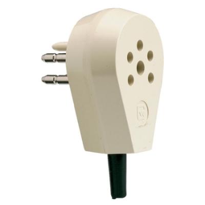 VYNCKIER - Fiche téléphonique intermédiaire raccordement en parallel sans cordon