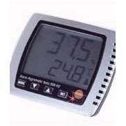 DIVERSE MATERIALEN - Vocht-/ dauwpunt- /temperatuurmeetapparatuur inclusief batterij - testo 608-H2