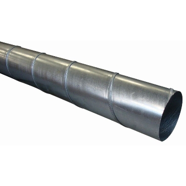Cebeo - Spiraalbuis galva - Ø125mm - lengte 3m - dikte 0,4 - klasse D