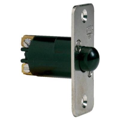 VYNCKIER - Deurcontact inbouw 230V/24V= 1NG zwart