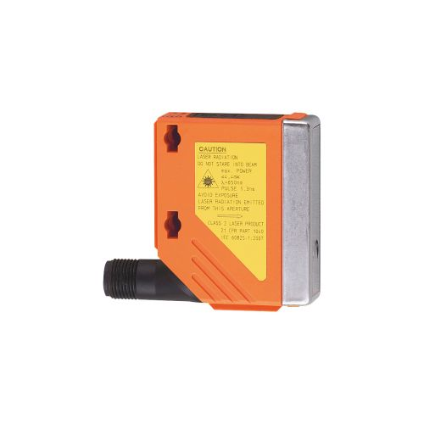 IFM - Optische afstandssensor DC PNP 2 schakeluitgangen maakcontact / verbreekcontact