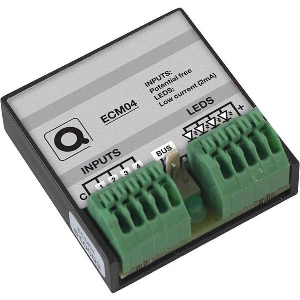 Qbus - Module pour mesurer l'énergie (Energy Counter Module)