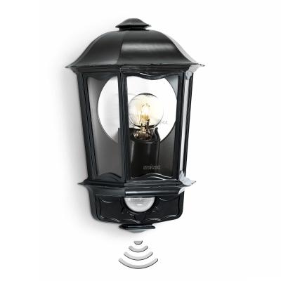 STEINEL - Applique extérieur L190S noir lampe à détection
