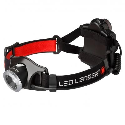 DRY BATTERY SALES - Ledlenser, H7R.2 Focus & dim herl. hoofdlamp, C-LED