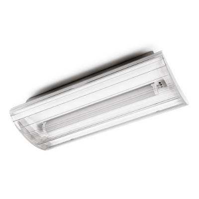 FAEL LUCE - STEP 2 Powerled 6W - 380lm - 1h permanent - IP42 - autotest - blanc