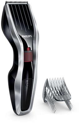 PHILIPS - Haartrimmer 5000 - 24 lengtestanden - 75 min gebruikstijd