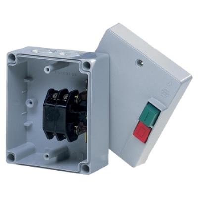 VYNCKIER - Coffret de manoeuvre avec boutons poussoirs 16A 2P