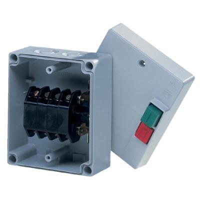 VYNCKIER - Coffret de manoeuvre avec boutons poussoirs 16A 4P
