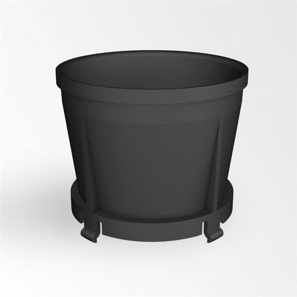 DELTA LIGHT - Spy Tube ø60x53 zwart