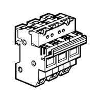 LEGRAND - Scheider SP58 3p + microswitch voor industriële smeltpatronen 22 x 58 mm