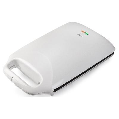 Domo - Machine à croques Family XXL - 1800W - 4 croques - plaque de cuisson XL