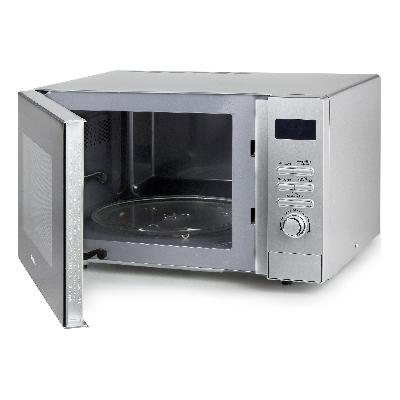 Domo - Four à micro-ondes pose-libre, 800W, 23l, 5 niveaux, 10 programmes